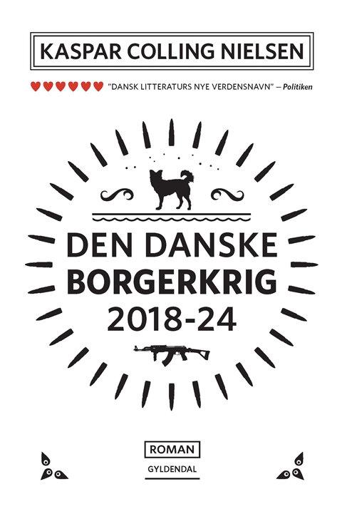 Kaspar Colling Nielsen, Den Danske Borgerkrig 2018-24