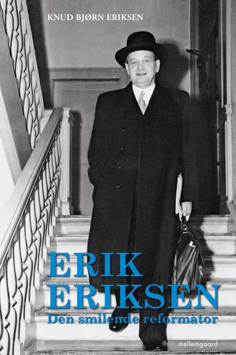 Knud Bjørn Eriksen, Erik Eriksen