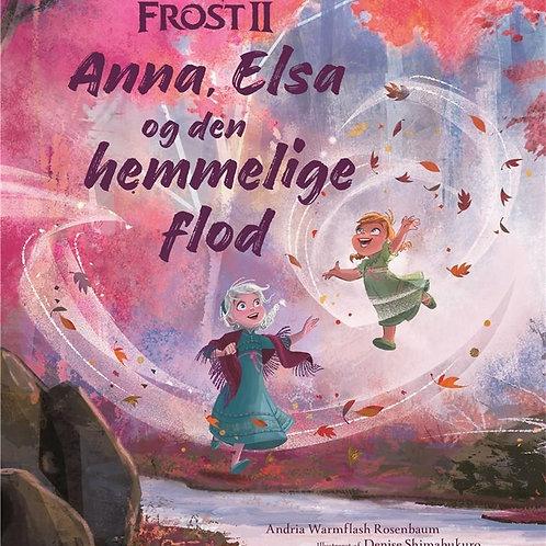 Andria Warmflash Rosenbaum;Disney, Frost II - Anna, Elsa og den hemmelige flod