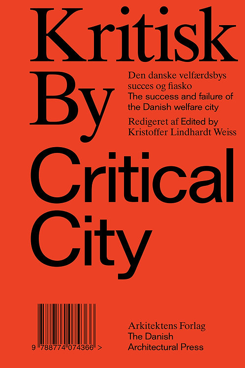 Kristoffer Lindhardt Weiss, Kritisk By / Critical City