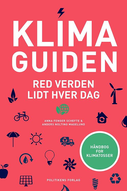 Anders Nolting Magelund;Anna Fenger Schefte, Klimaguiden