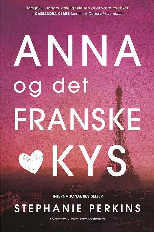 Stephanie Perkins, Anna og det franske kys