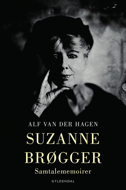 Alf van der Hagen, Suzanne Brøgger