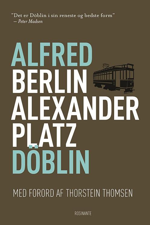 Alfred Döblin, Berlin Alexanderplatz, klassiker