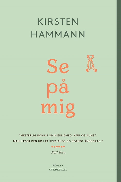 Kirsten Hammann, Se på mig