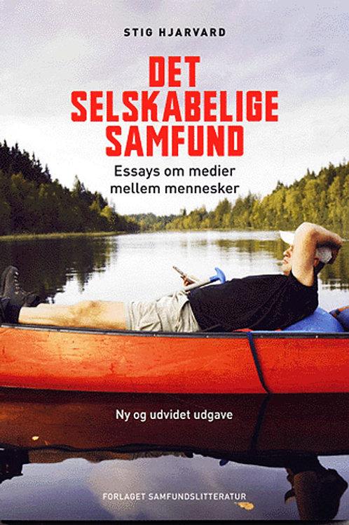 Stig Hjarvard, Det selskabelige samfund