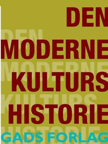 Theodor W. Adorno, Den moderne kulturs historie