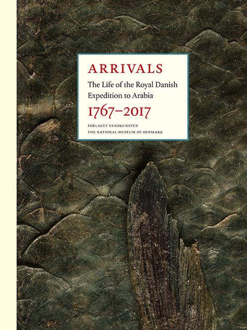 Anne Haslund Hansen (red.), Arrivals