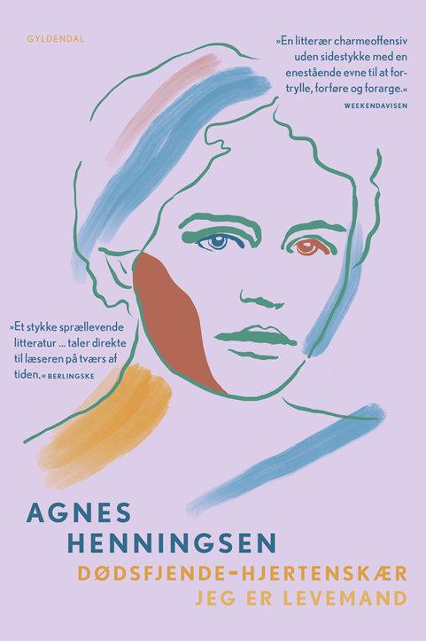 Agnes Henningsen, Dødsfjende-hjertenskær / Jeg er levemand
