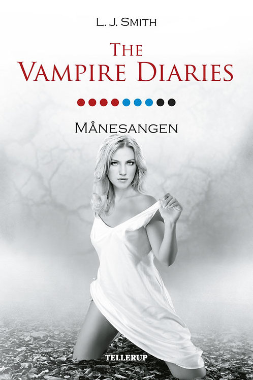 L. J. Smith, The Vampire Diaries #9:Månesang (Softcover)