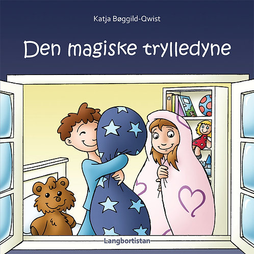 Katja Bøggild-Qwist, Den magiske trylledyne
