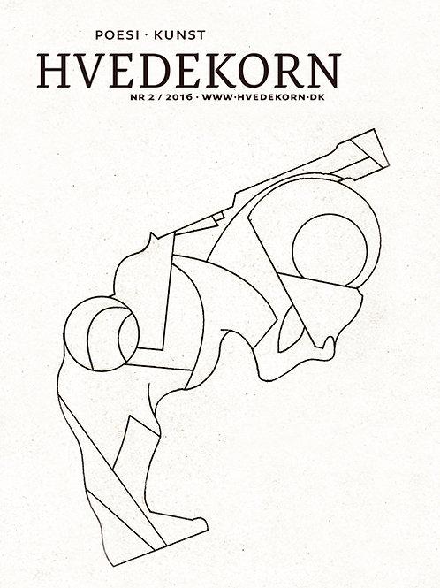 Lars Bukdahl;Christian Vind, Hvedekorn 2 2016