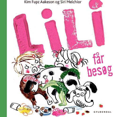 Kim Fupz Aakeson;Siri Melchior, Lili får besøg