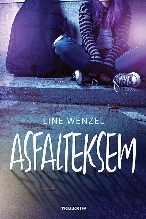 Line Wenzel, Asfalteksem