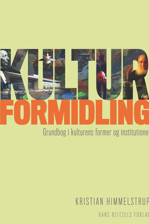 Kristian Himmelstrup, Kulturformidling