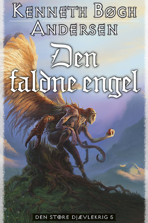 Kenneth Bøgh Andersen, Den faldne engel