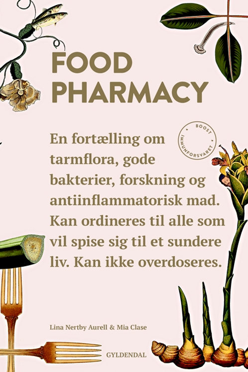 Lina Nertby Aurell;Mia Clase, Food Pharmacy