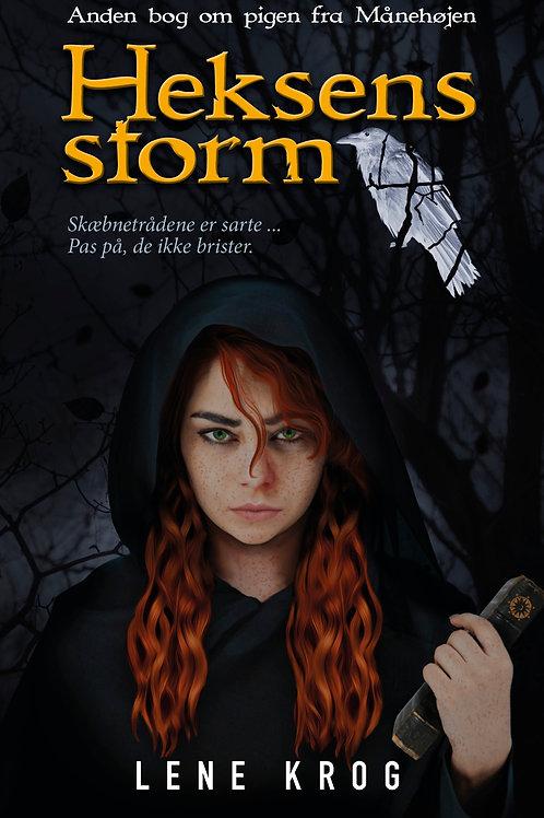Lene Krog, Heksens storm