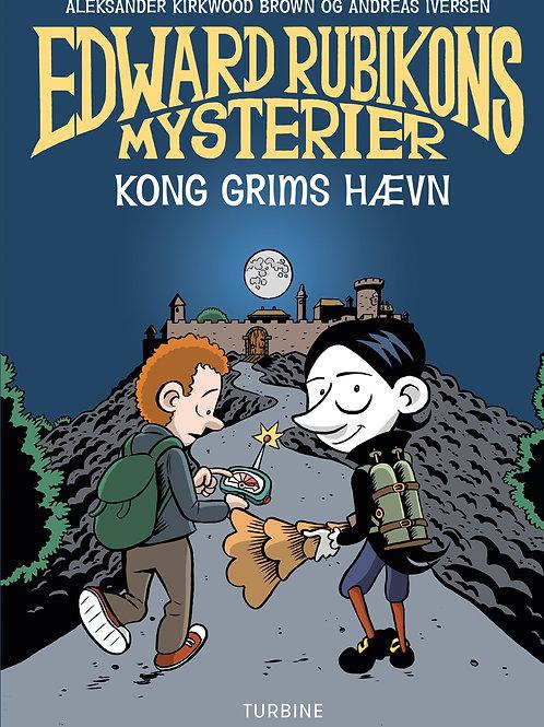 Aleksander Kirkwood Brown, Edward Rubikons mysterier - Kong Grims hævn