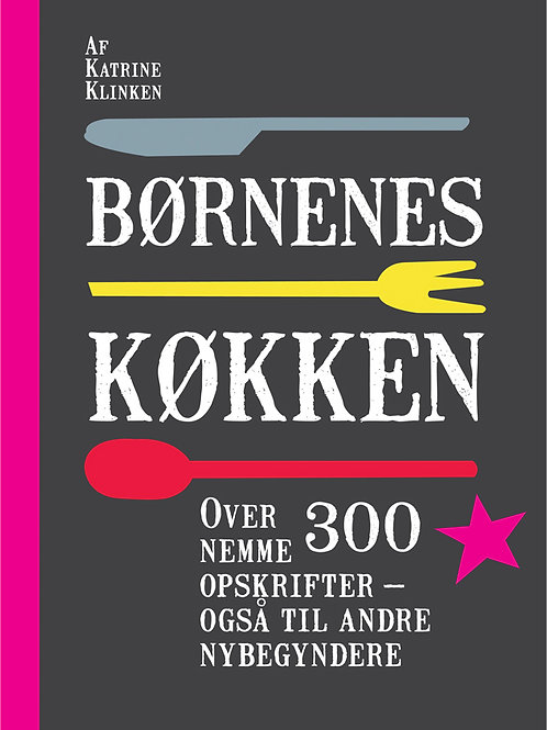 Katrine Klinken, Børnenes køkken