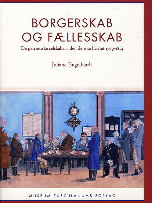 Juliane Engelhardt, Borgerskab og fællesskab