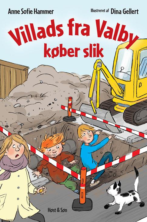 Anne Sofie Hammer, Villads fra Valby køber slik