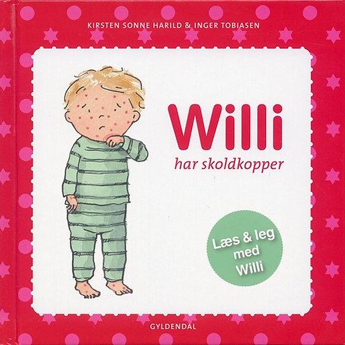 Kirsten Sonne Harild;Inger Tobiasen, Willi har skoldkopper