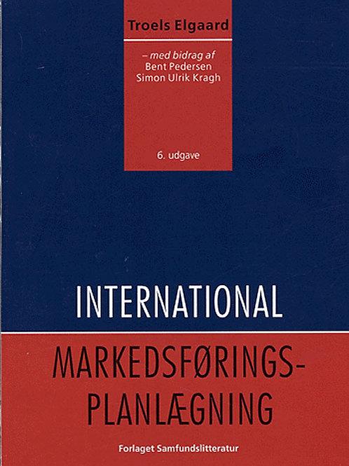 Troels Elgaard, International markedsføringsplanlægning