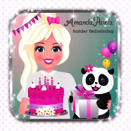 AmandaPanda, AmandaPanda holder fødselsdag