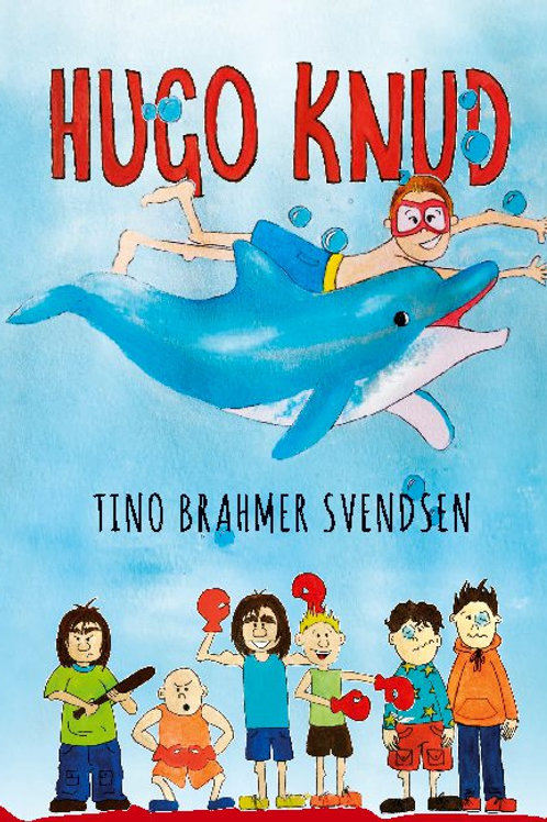 Tino Brahmer Svendsen, Hugo Knud
