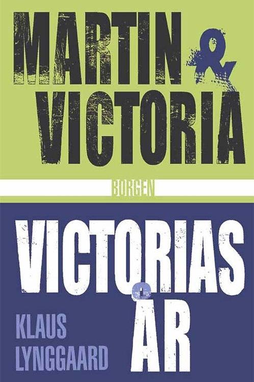 Klaus Lynggaard, Martin & Victoria - Victorias år