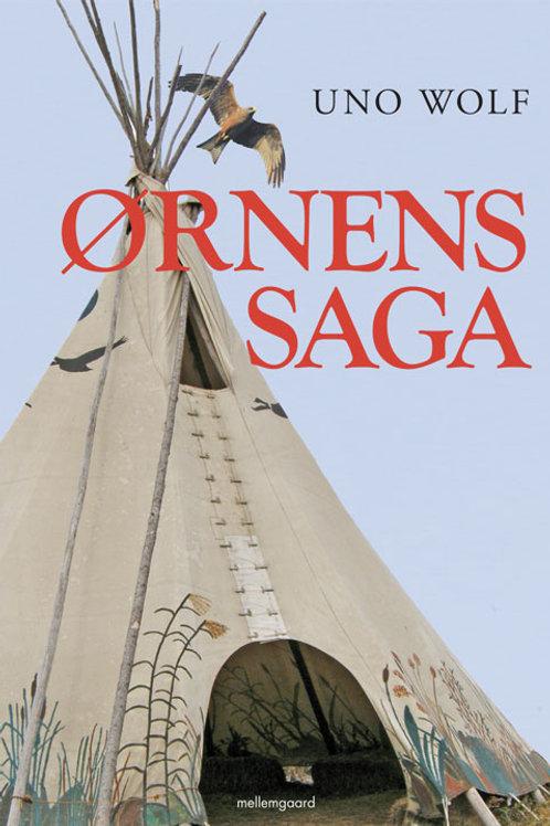 Uno Wolf, Ørnens saga