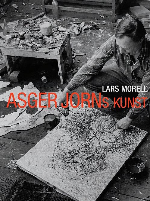 Lars Morell, Asger Jorns Kunst