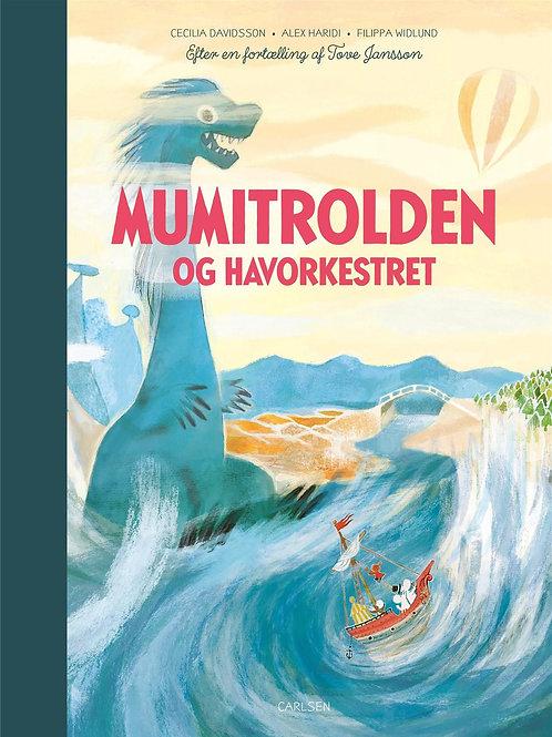 Tove Jansson, Mumitrolden og havorkestret