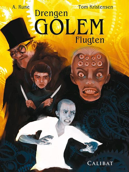 A. Rune, Golem