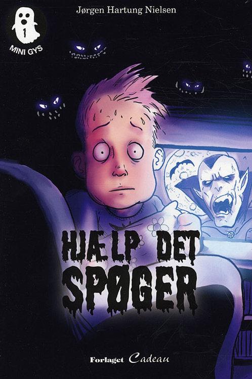 Jørgen Hartung Nielsen, Hjælp, det spøger