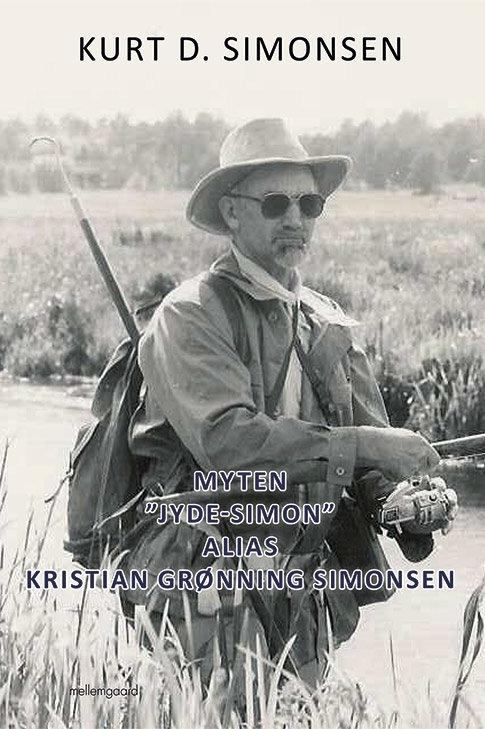 Kurt D. Simonsen, Myten 'Jyde-Simon' alias Kristian Grønning Simonsen