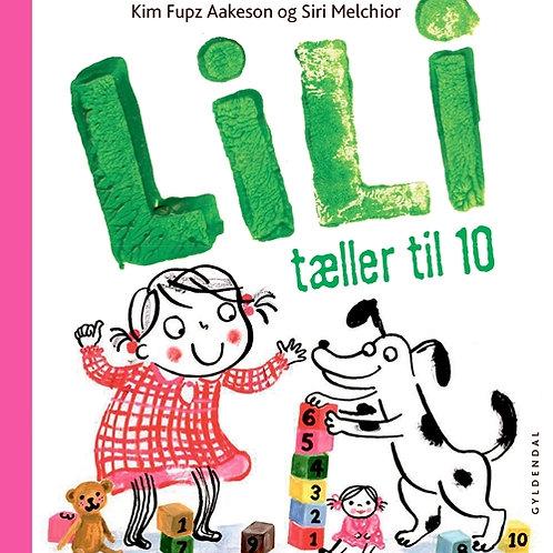 Kim Fupz Aakeson;Siri Melchior, Lili tæller til 10