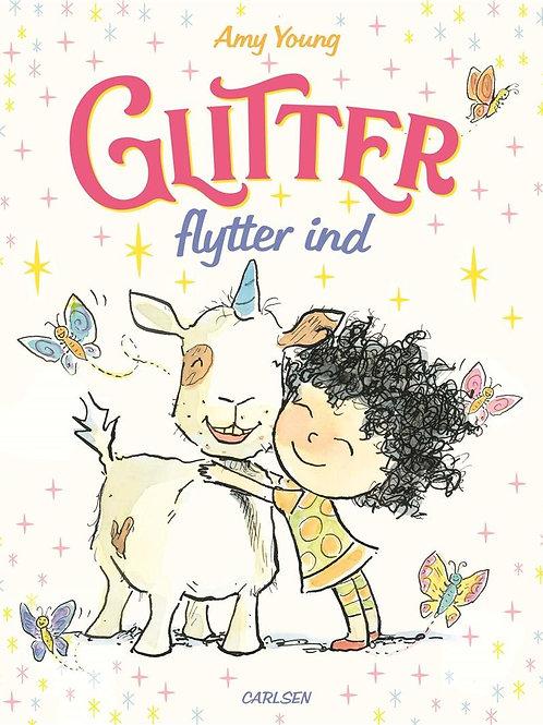 Amy Young, Enhjørningen Glitter (1) - Glitter flytter ind