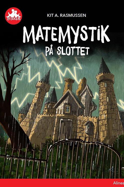 Kit A. Rasmussen, Matemystik på slottet, Rød Læseklub
