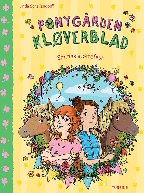 Linda Schellendorff, Ponygården Kløverblad - Emmas støttefest