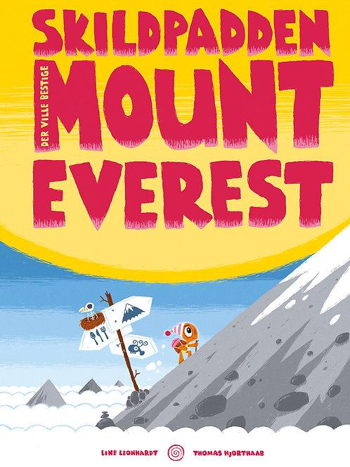 Line Leonhardt, Skildpadden der ville bestige Mount Everest