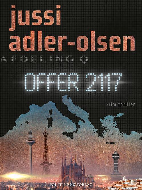 Jussi Adler-Olsen, Offer 2117