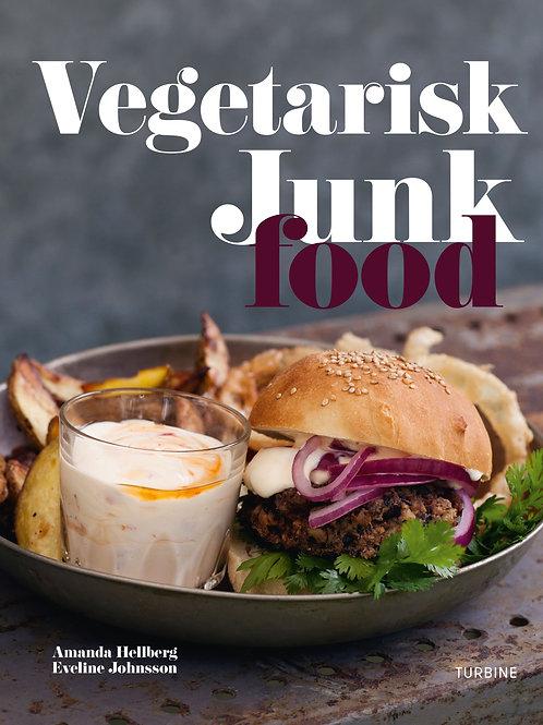 Amanda Hellberg og Eveline Johnsson, Vegetarisk Junk Food