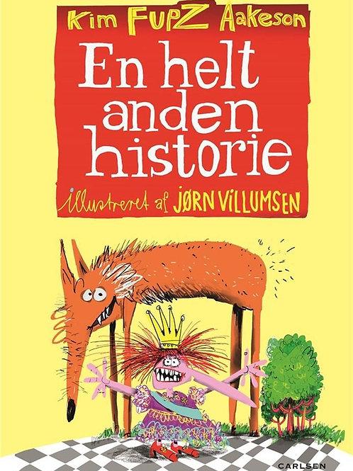 Kim Fupz Aakeson, En helt anden historie
