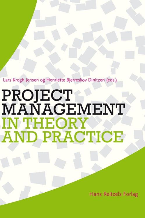 Lars Krogh Jensen;Stine L. Guldmann;Anders G. Liljeberg, Project management in t