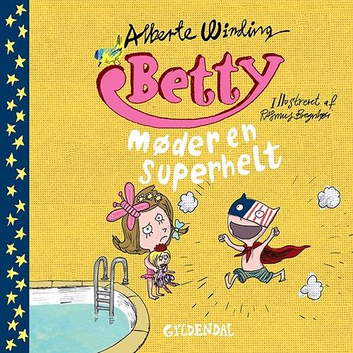 Alberte Winding;Rasmus Bregnhøi, Betty 8 - Betty møder en superhelt