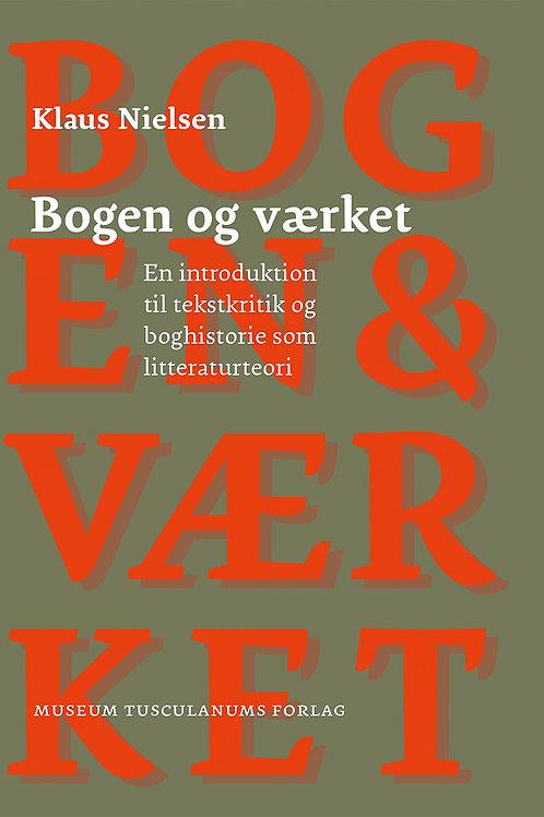 Klaus Nielsen, Bogen og værket
