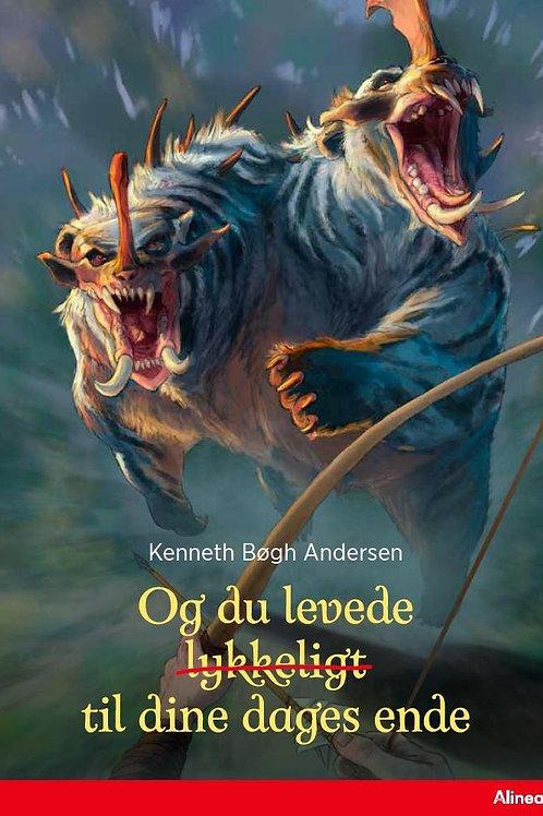 Kenneth Bøgh Andersen, Og du levede lykkeligt til dine dages ende, Rød Læseklub