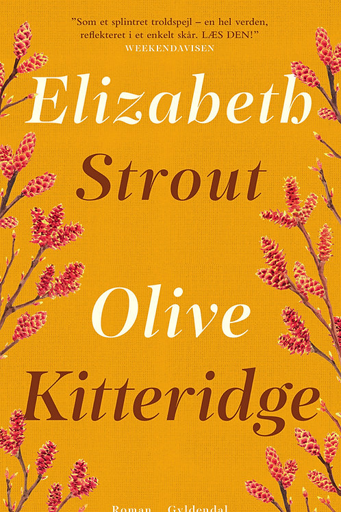 Olive Kitteridge, Elizabeth Strout